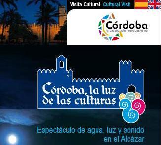 Córdoba, la luz de las Culturas. Agua Luz y sonido