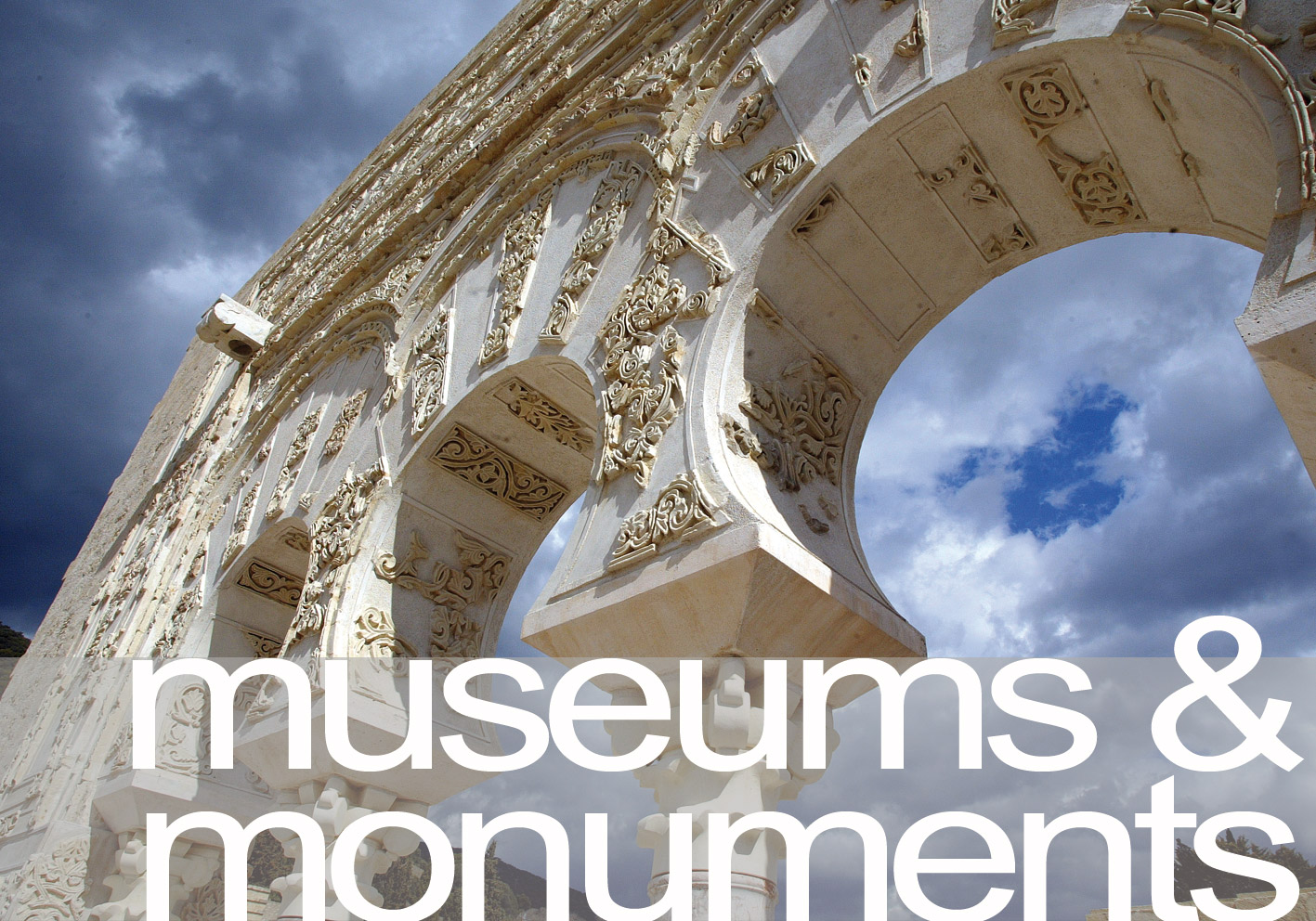 museums and monuments